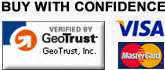 Buy with confidence - Verified with Geotrust